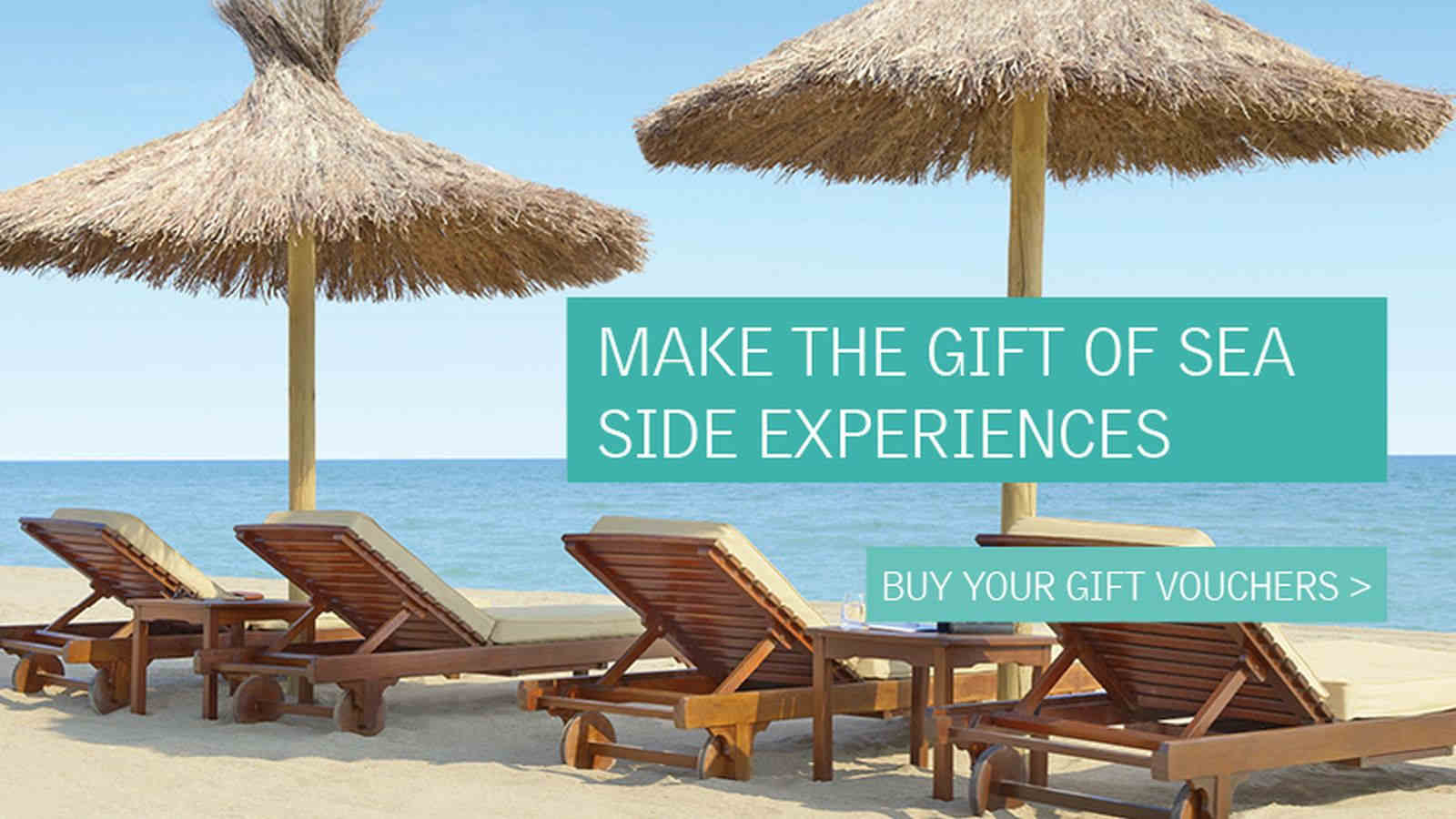 Hotel gift certificates at Le Méridien Ra Beach Hotel & Spa