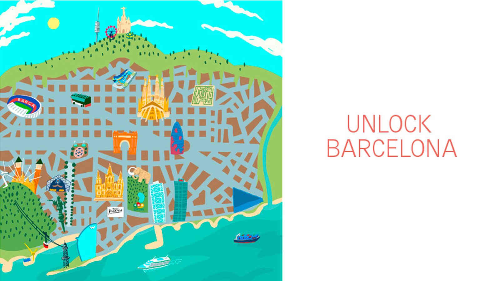 Visit Barcelona and its main attractions whilst staying at Le Méridien Ra