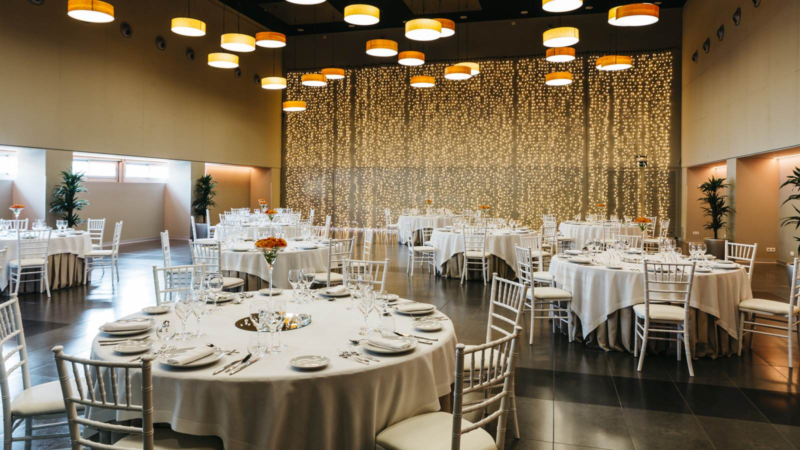 Luxury wedding venue Le Méridien Ra