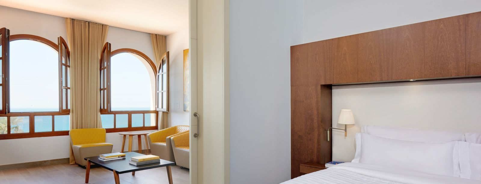 Stay in a prestige suite at Le Méridien Ra