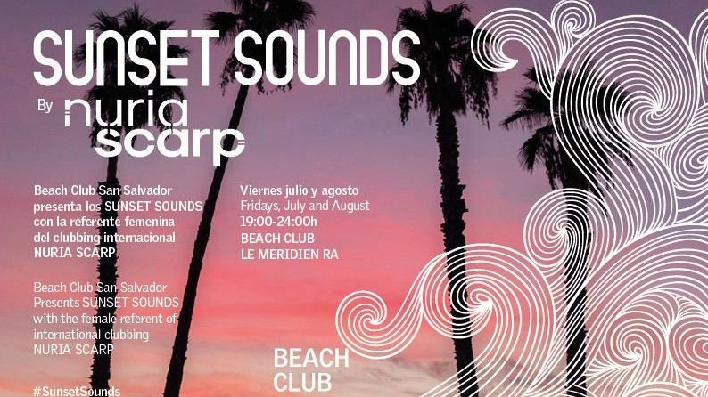 Sunset Sounds en The Beach Club